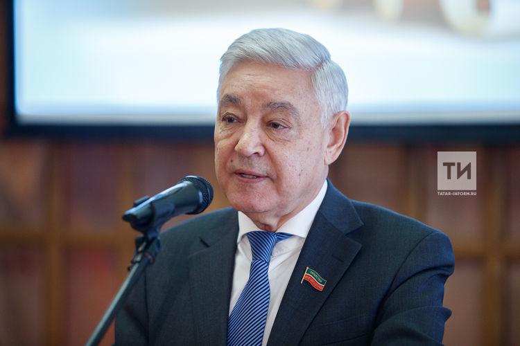 Фарид Мухаметшин предложил объявить конкурс по освещению нацпроектов