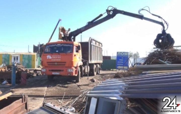 Приемщики металла альметьевск вывоз редкоземельного металла за границу